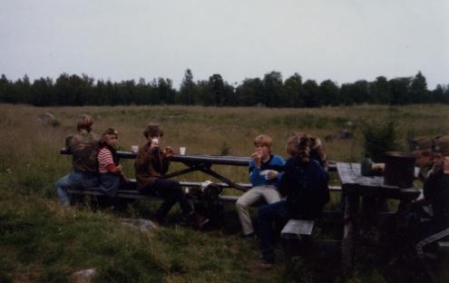 JaPo 1984 Jänghä Mudusjärvi Inari-30